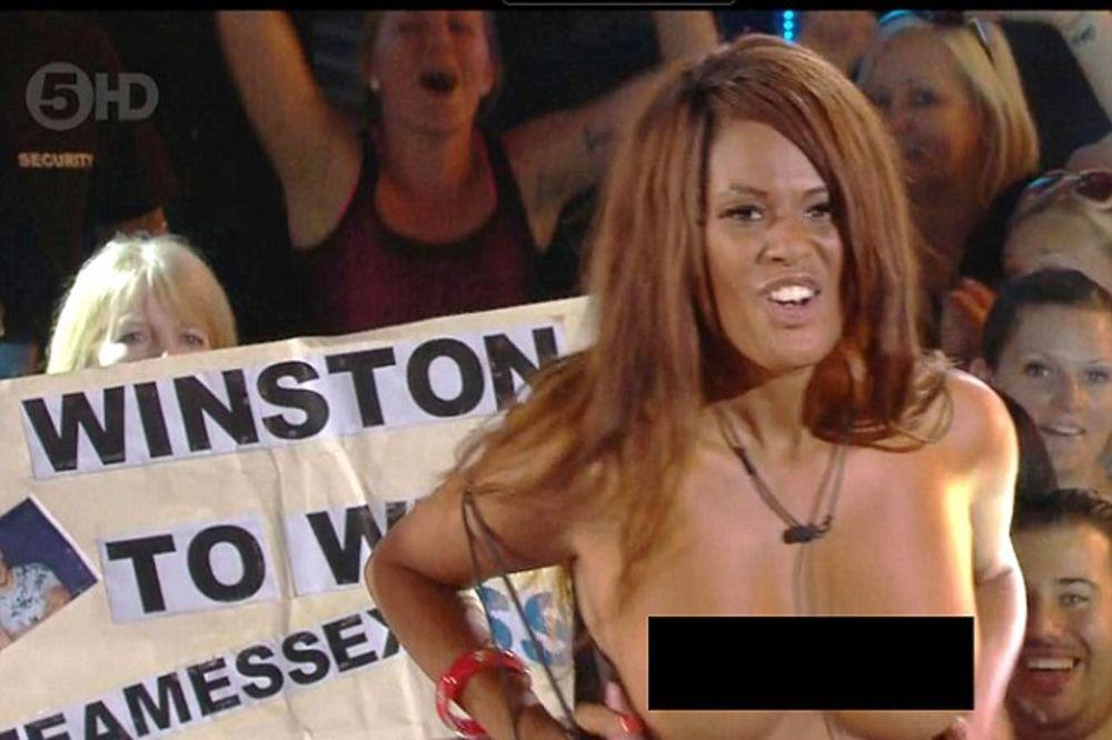 (FOTO, VIDEO +18): Striptizeta (31) izbačena iz kuće Velikog brata, ona se skinula!