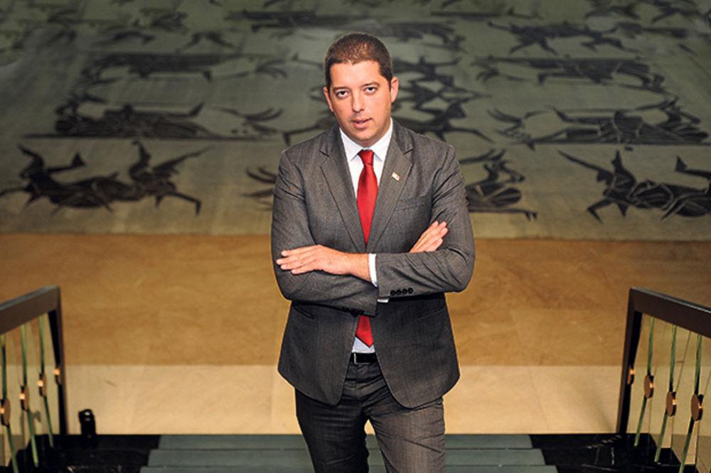Marko Đurić: Uspostaviti sudove gde će biti zastupljeni Srbi
