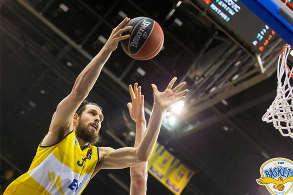 BLISTAO: Aleksandrov MVP na danu Oldenburga