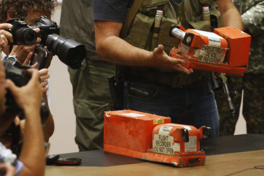 PODACI GOVORE: Crna kutija MH 17 ne ukazuje na vanrednu situaciju