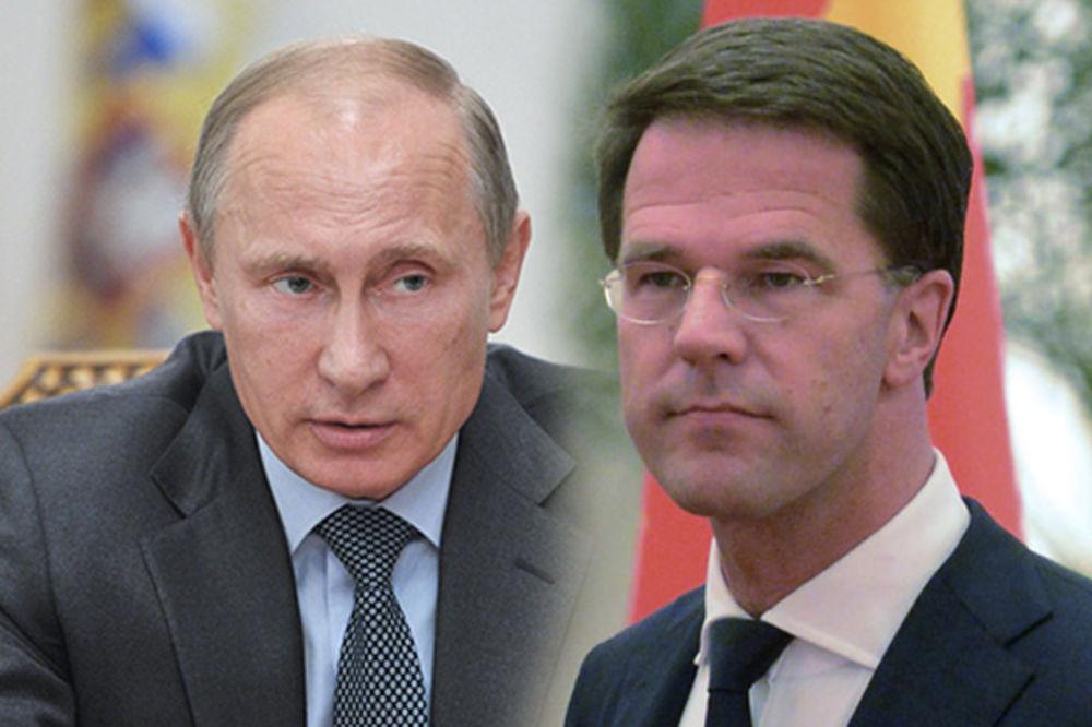 PUTINOVO NJET: Rusija će uložiti veto na rezoluciju o osnivanju tribunala za MH17