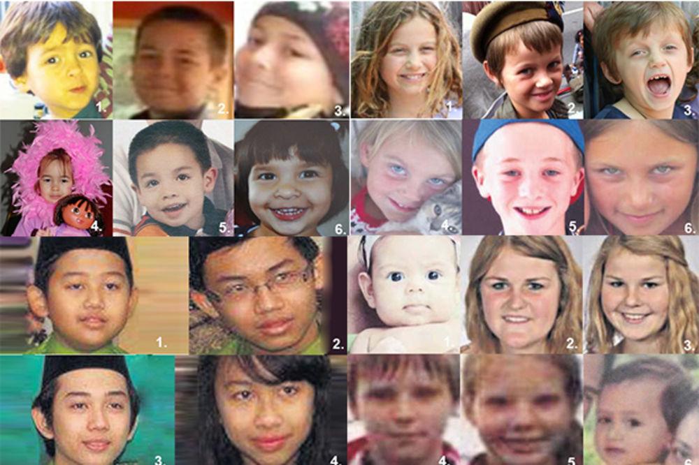 (FOTO) TUGA: 80 dece izginulo u malezijskom avionu!