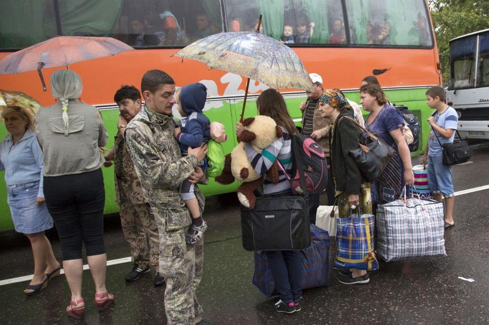 REKA IZBEGLICA: Više od pola miliona Ukrajinaca potražilo spas u Rusiji