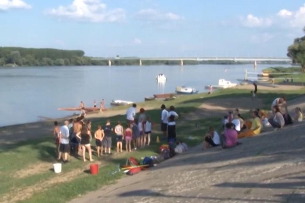 GRAD SE SPUŠTA NA REKU: Počinje izgradnja Sava parka u Šapcu