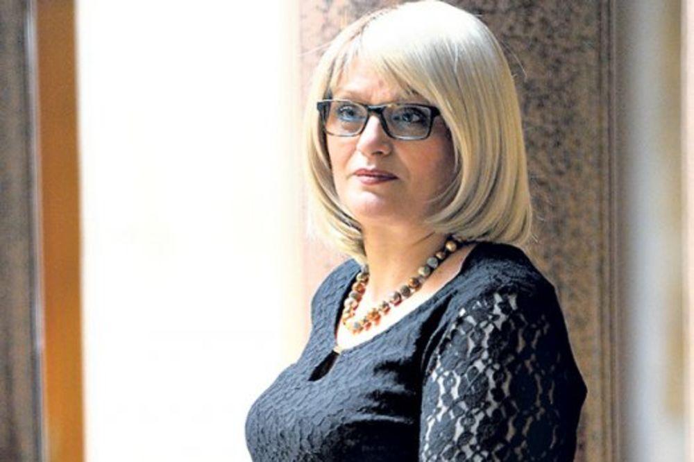 Jorgovanka Tabaković: Dinar pada zbog dugova i Ukrajine