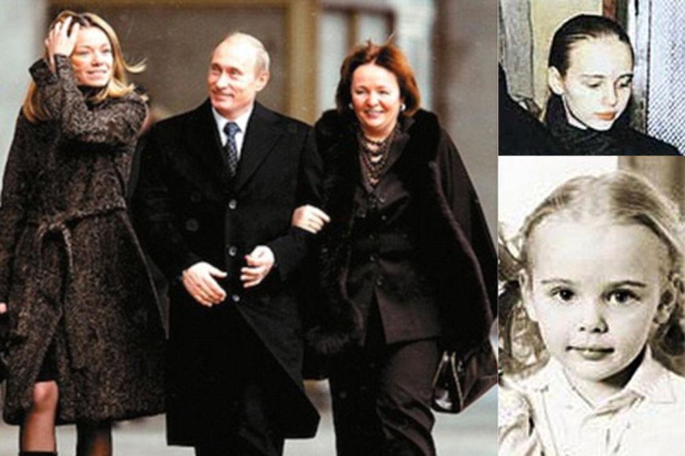 Nije sigurno ni da li je mlada žena fotografisana ovde s Vladimirom i Ljudmilom Putin zaista Marija, piše Dejli mejl