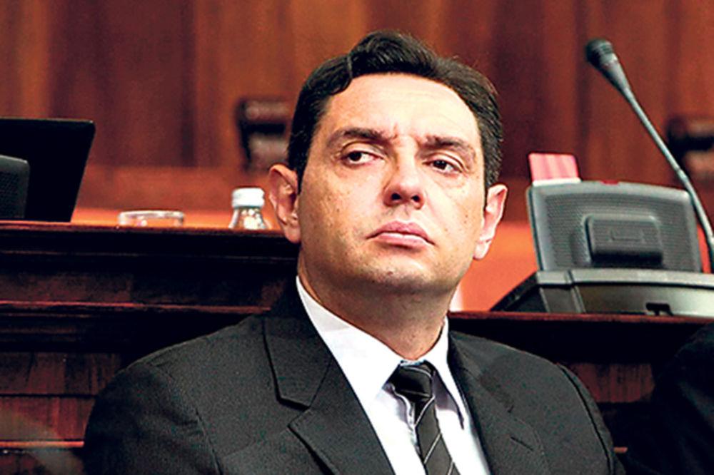 Vulin: Srbija se dosta izvinjavala!