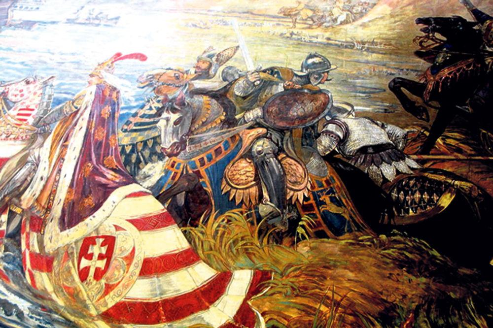 Presudli srpski vitezovi... Bitka kod Nikopolja