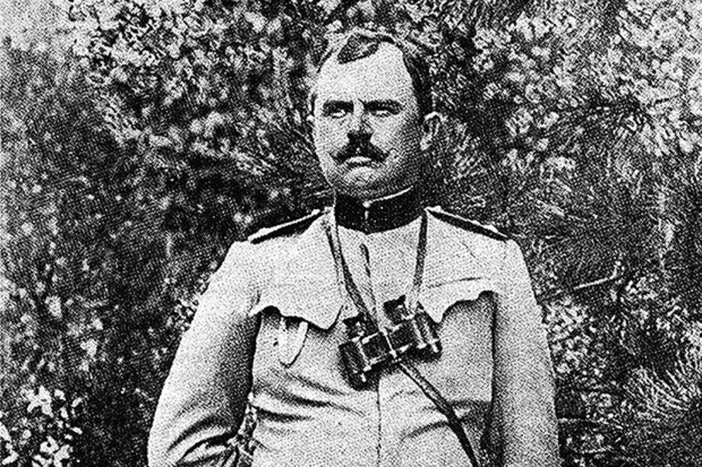 Inspirisao ljude.... Posle govora majora Gavrilovića usledio je juriš u kojem je većina njegovih vojnika izginula. On je bio ranjen, ali je preživeo