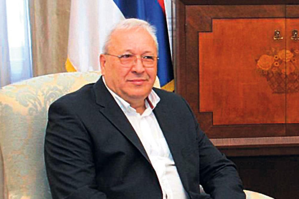 KRIVOKAPIĆ: Savić i Vujasinović ostali verni Srbiji