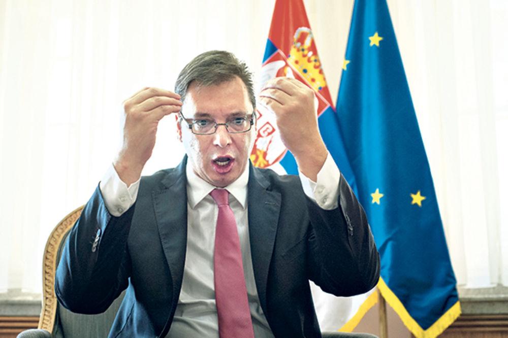 Vučić poručio premijeru Turske: Uhapsite ubicu i najstrože ga kaznite!