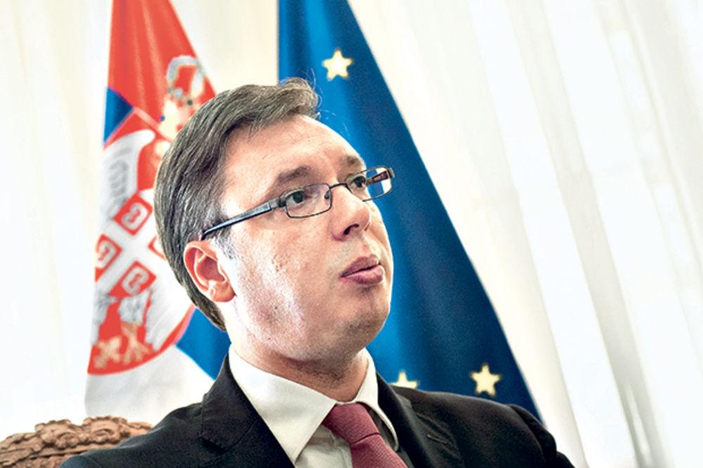 Vučić u Berlinu: Mi smo na evropskom putu ali nećemo rušiti neka tradicionalna prijateljstva!