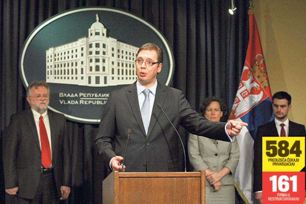 NASTAVAK REFORMI: Srbija će uštedeti 760 miliona evra!