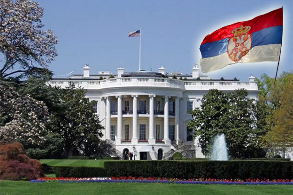 DA SE NE ZABORAVI: Srpska zastava se vijorila iznad Bele kuće!