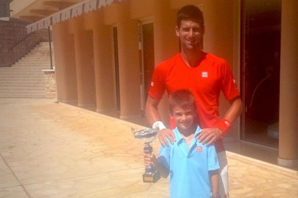MENTOR: Novak Đoković u Monte Karlu stvara novog teniskog šampiona