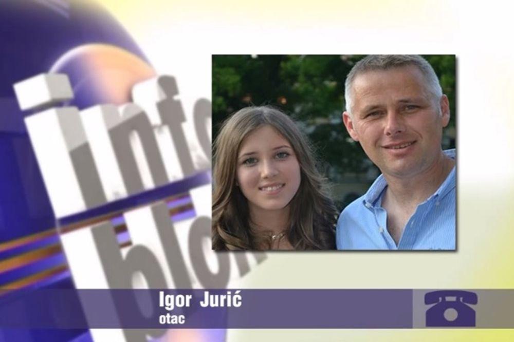 (VIDEO) POMOZITE MI DA NAĐEM ĆERKU: Dramatičan apel oca nestale Tijane Jurić!