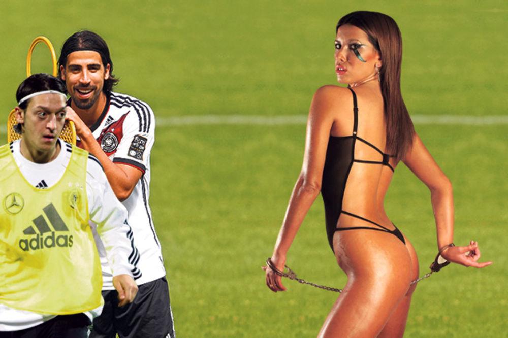 OTKRIVENA PRELJUBA: Nives varala muža sa zvezdom Real Madrida