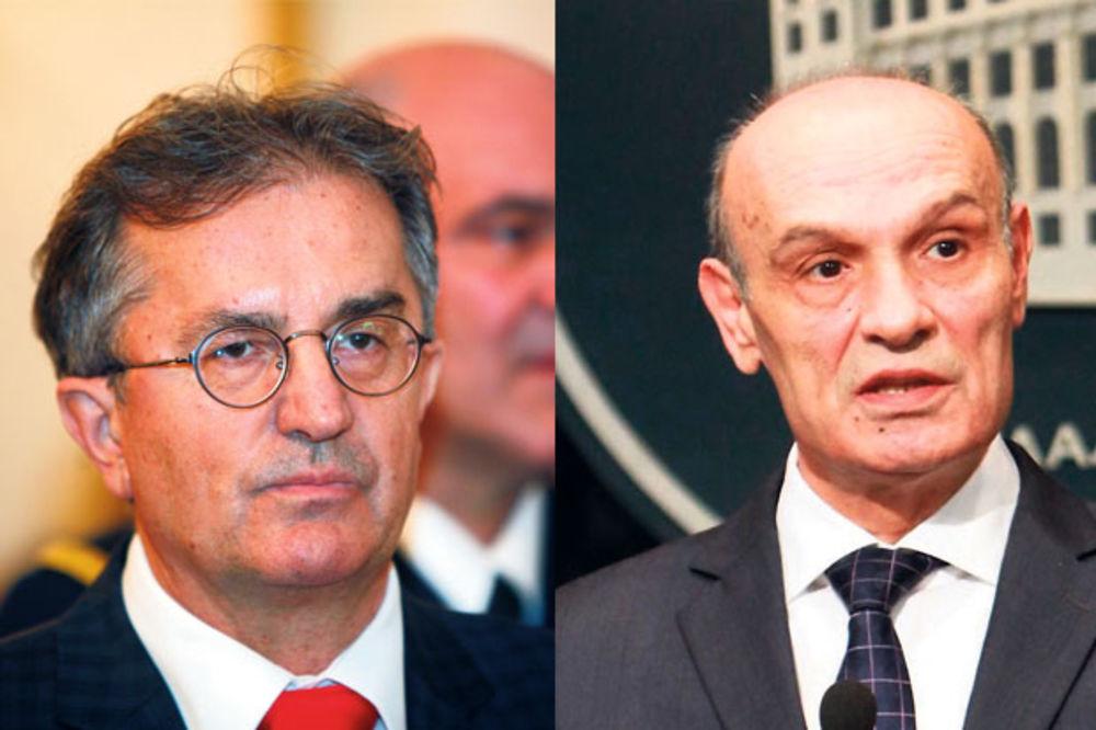 AMBASADORI: Rodić ide u Azerbejdžan, Bačeviću se smeši Peking