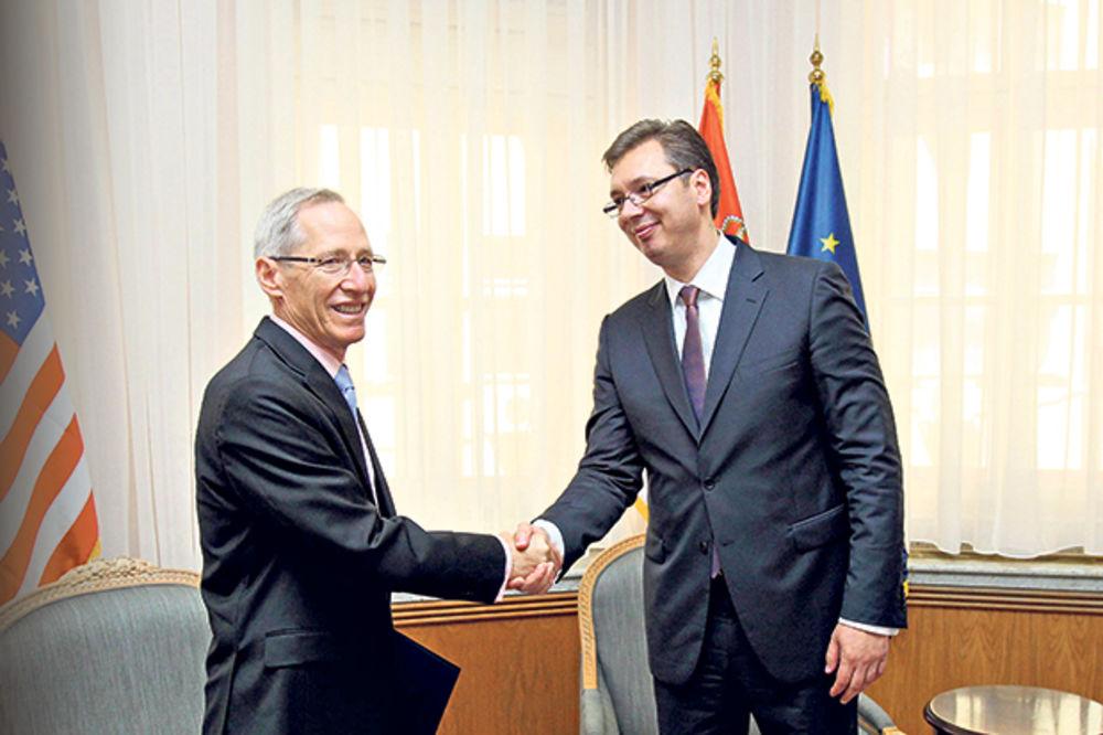 Vučić: Nadam se skorom nastavku dijaloga s Prištinom