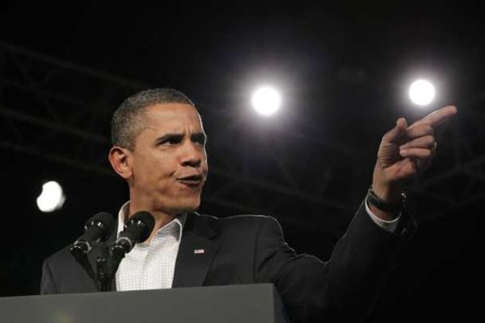PORUKA RUSIJI: Obama u Estoniji, pre NATO samita u Velsu!