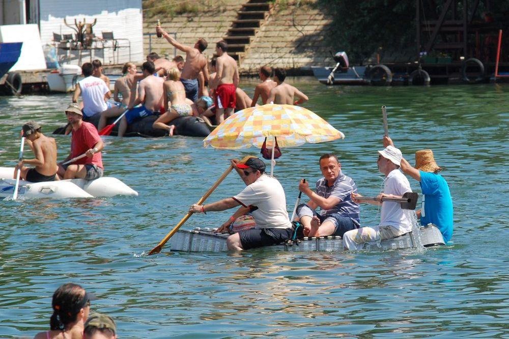 TOB: Beogradska regata 10. avgusta na Savi!