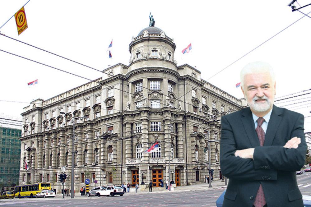 RASIPNICI: Mirko Cvetković rekorder u trošenju naših para
