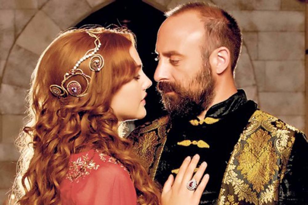 Veliki povratak Sulejmana i Hurem u Srbiju