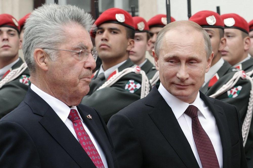 AUSTRIJANCI KUKAJU: Sankcijama hteli da oslabe Putina, a sada i sami u gubicima zbog Rusije!