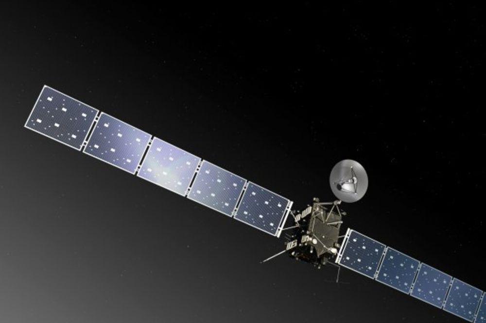 BLISKI SUSRET: Satelit Rozeta naišao na kometu posle 10 godina krstarenja