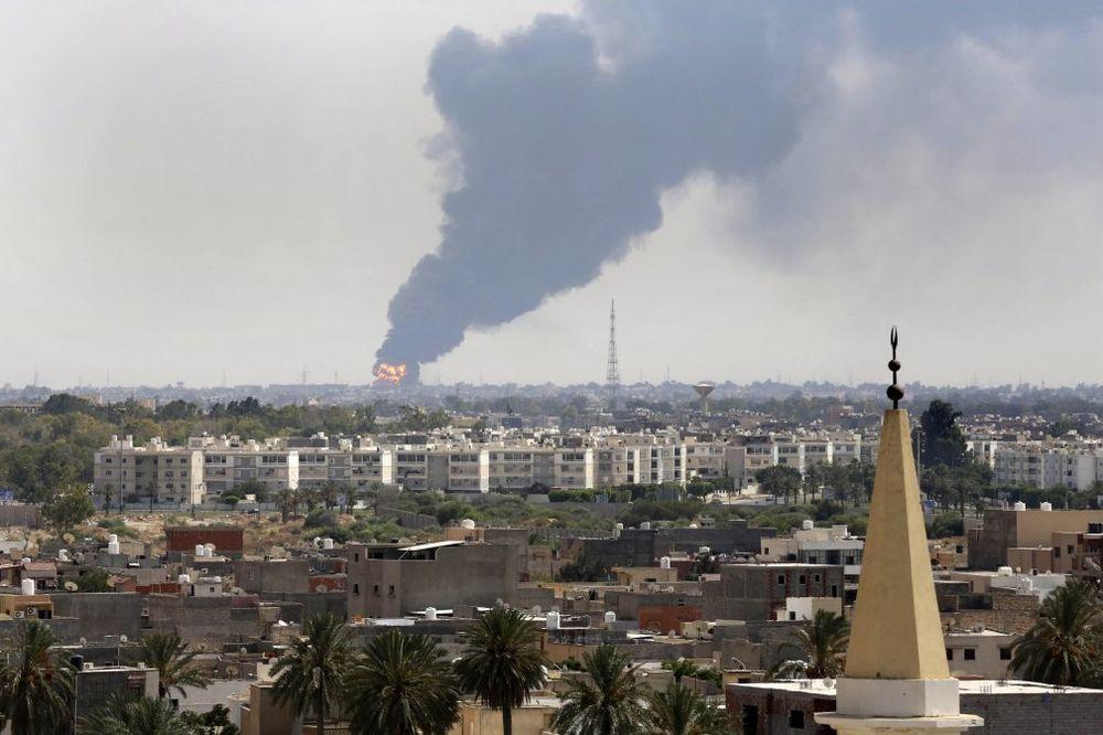 Tripoli, Foto: AP