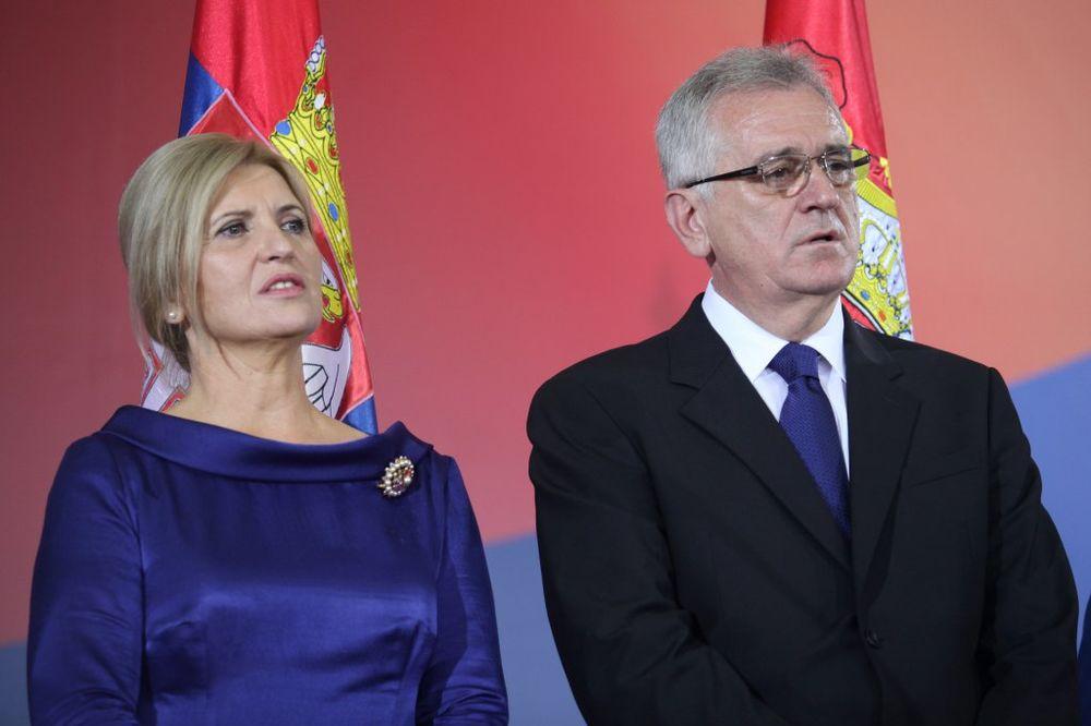PARAĆIN: Tomislav i Dragica Nikolić danas u naselju Vrapčane