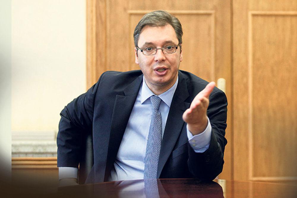 Vučić: Velika Albanija bi trebalo da bude i noćna mora Evropske komisije!