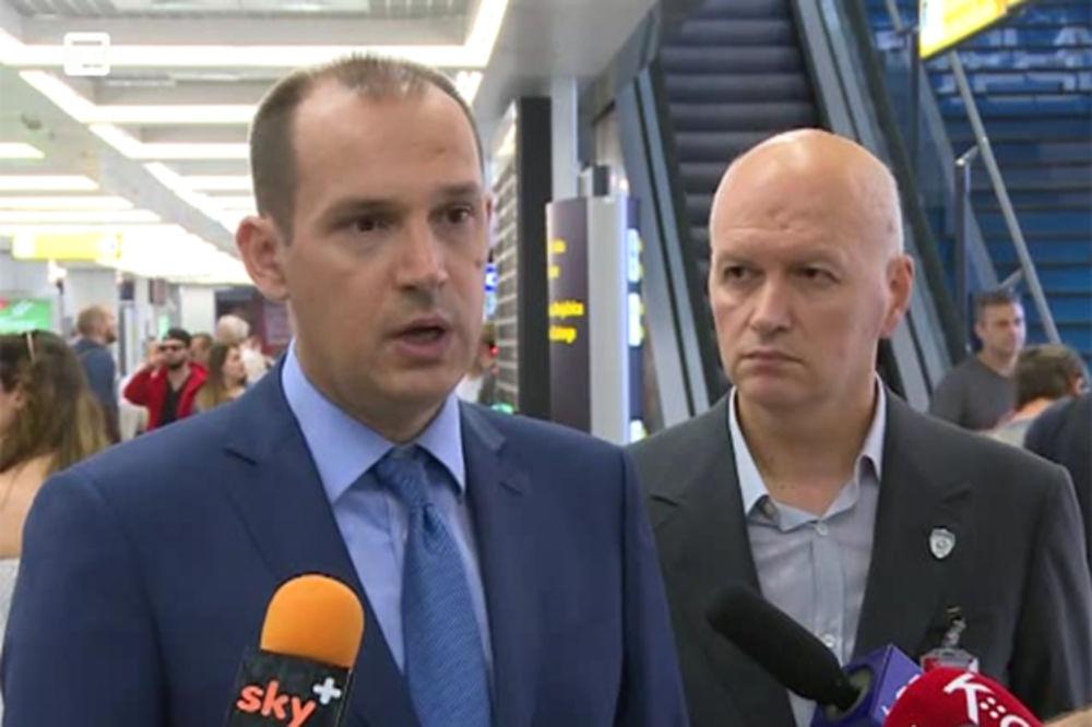 DR LONČAR: Zbog ebole pojačana kontrola na beogradskom aerodromu!