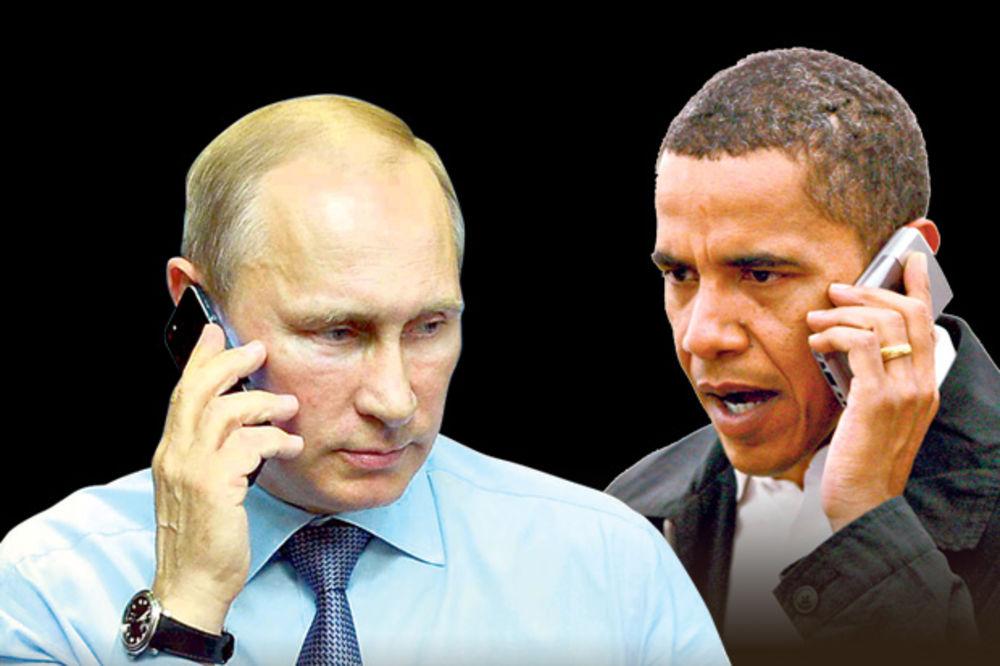 Obama: Putin nije šahovski majstor, ne može da me prevari!