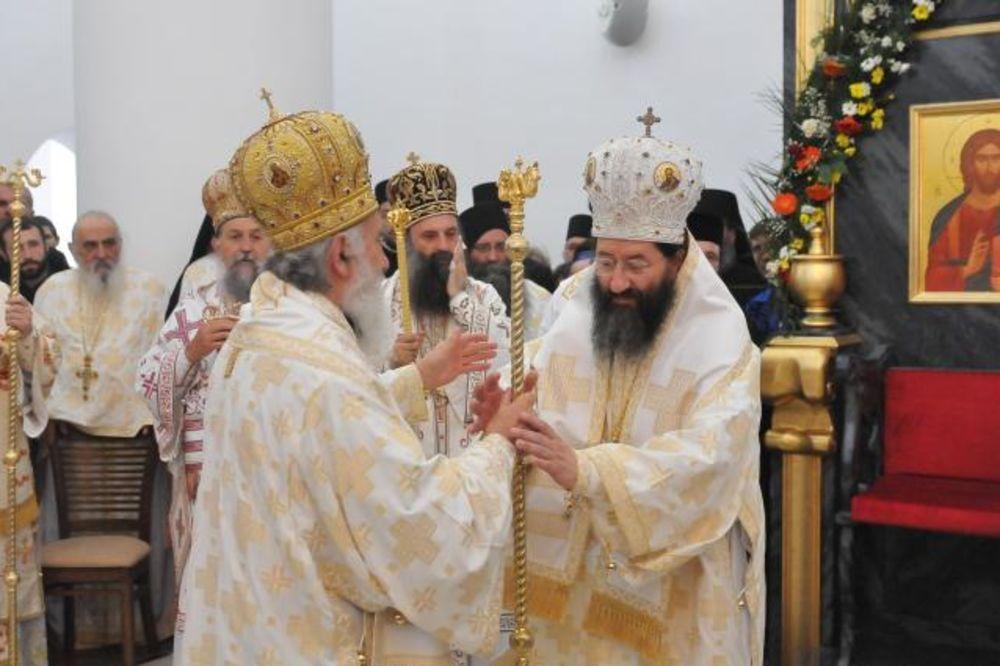 Kraljevo: Ustoličen novi episkop žički Justin