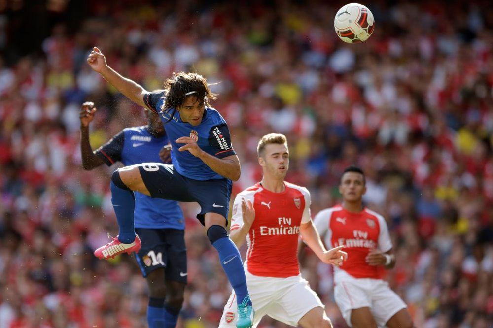 KUP EMIRATA: Falkao postigao gol za pobedu Monaka nad Arsenalom