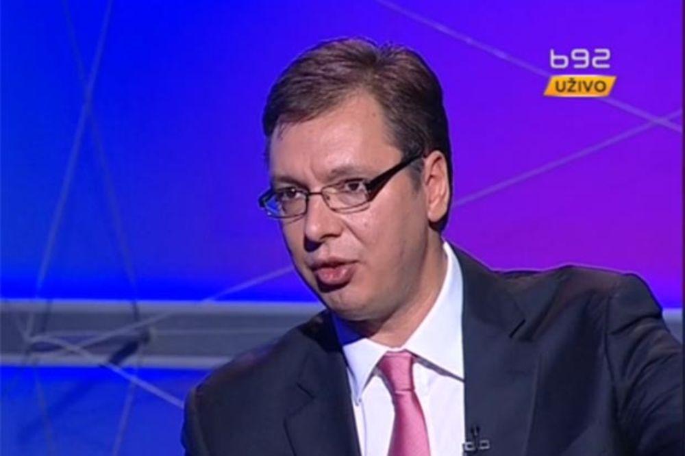 Vučić: Nisam zadovoljan radom određenih ministara