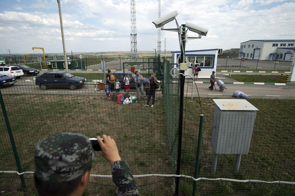 REKA LJUDI: Izbeglice iz Ukrajine nastavljaju da pristižu u Rusiju
