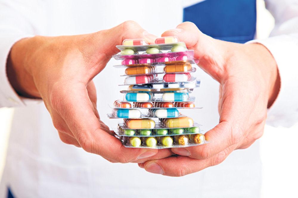 U Srbiji 10 odsto lekova falsifikat