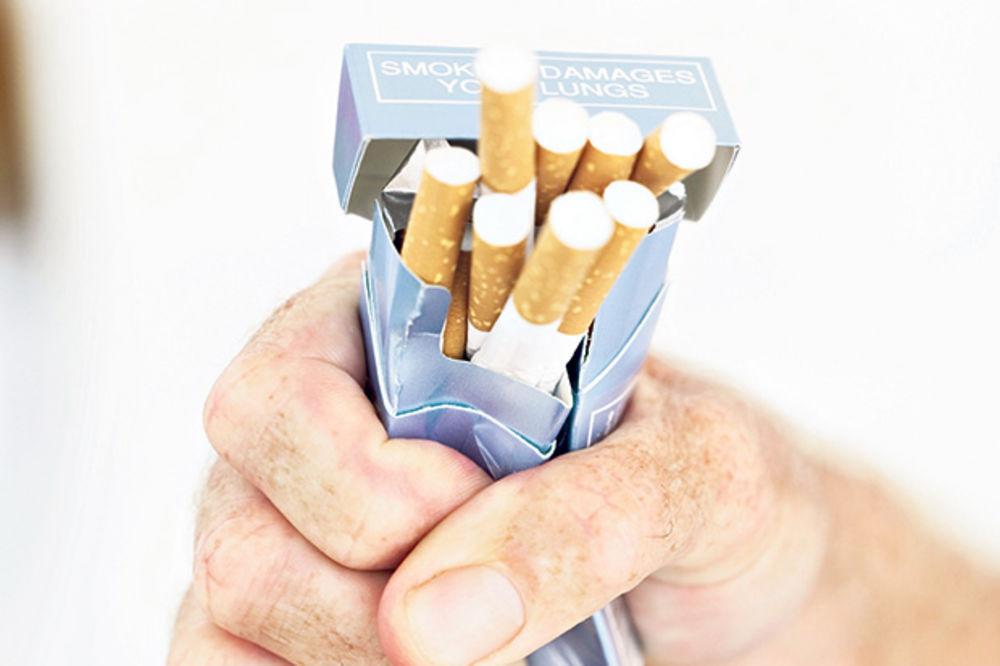 Birajte zdravlje i što pre ugasite cigaretu!