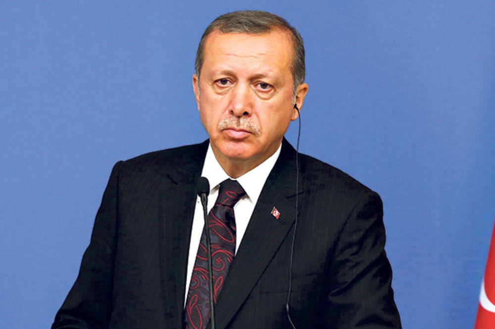 Erdogan: Izrael bi čistu rasu, kao nekad Hitler!