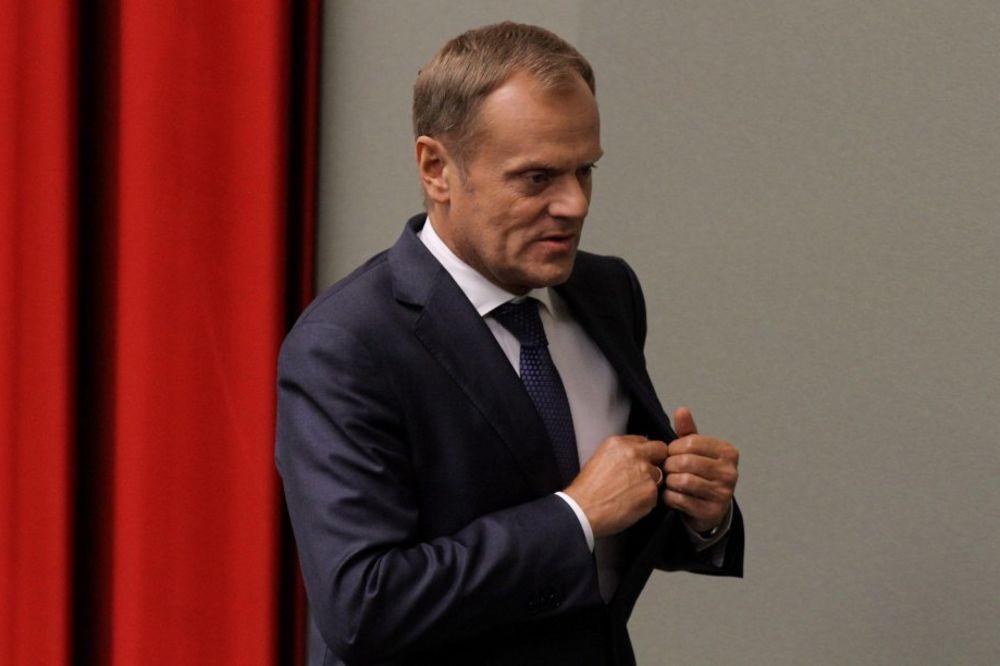 (VIDEO) I TUSK DEMANTOVAO: Putin nikad nije predagao da Rusija i Poljska podele Ukrajinu