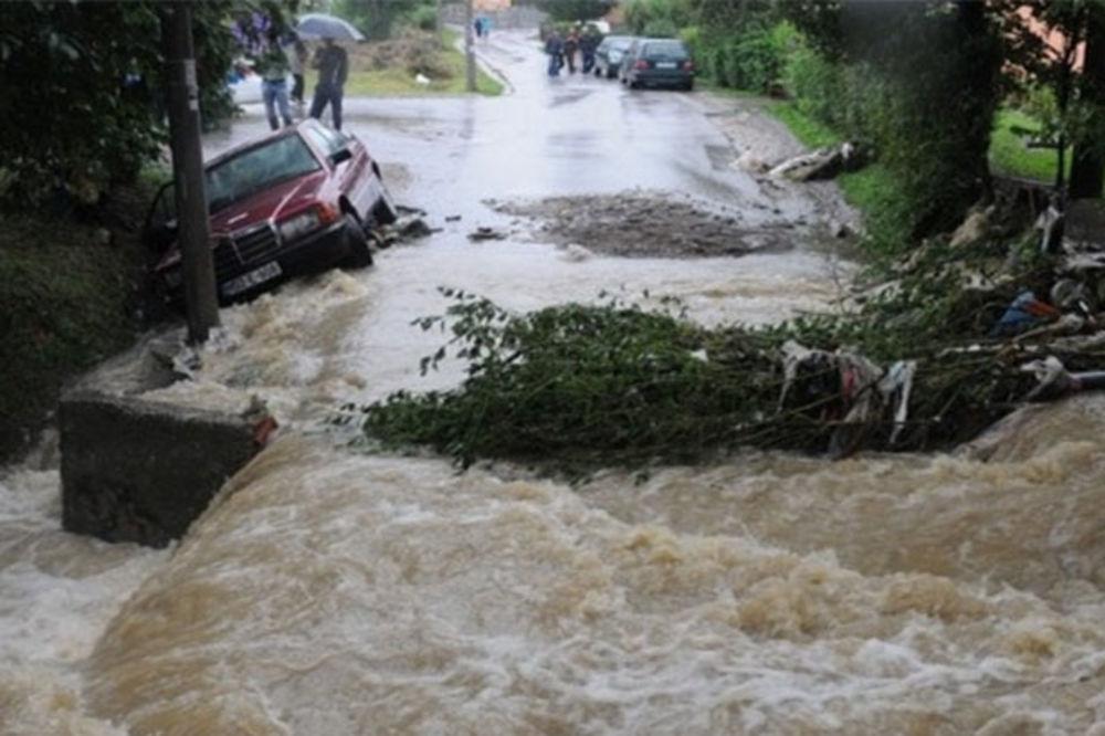 POTOP 2: Bosna opet na udaru vodene stihije!