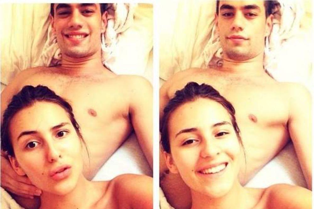 DECA SE VOLE: Anastasija i Kostadin još jedan dokaz ljubavi postavili na Instagram