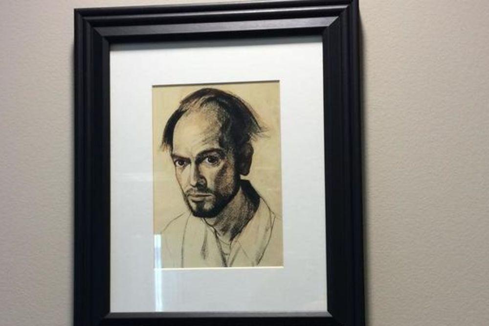 SLIKE KOJE ĆE VAS ZAPREPASTITI: Saznao da boluje od Alchajmera, svake godine slikao autoportret!