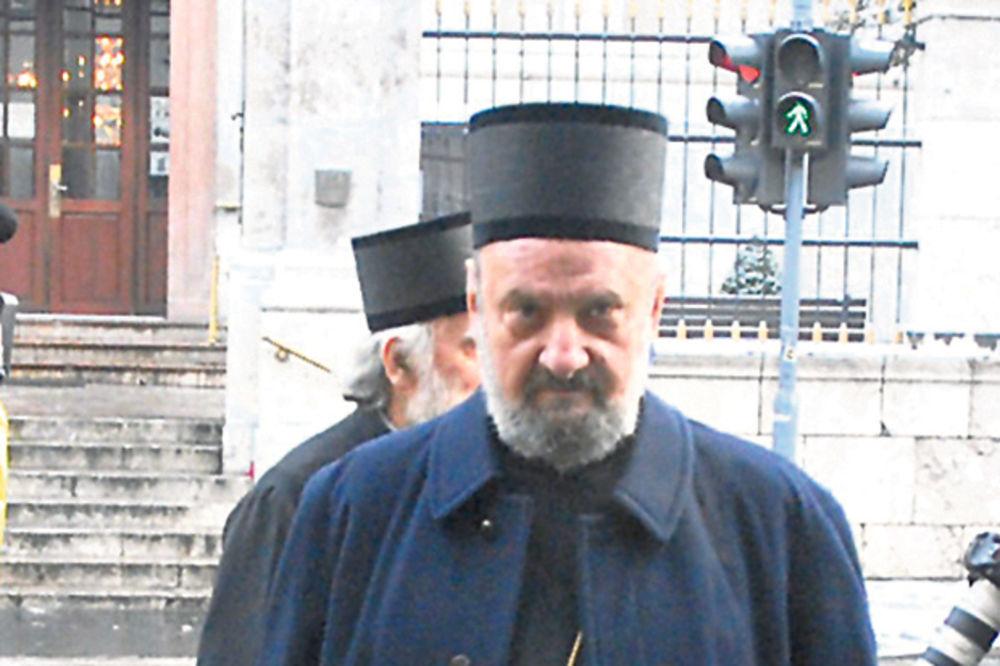 LANČANI SUDAR: Vasilije Kačavenda imao saobraćajku