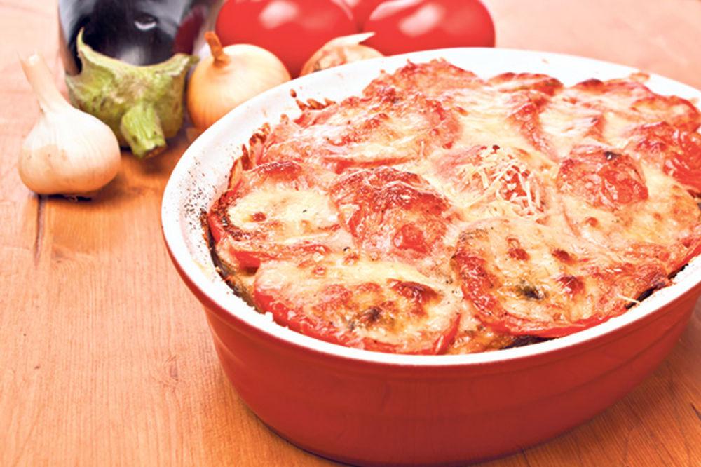 Musaka od paradajza
