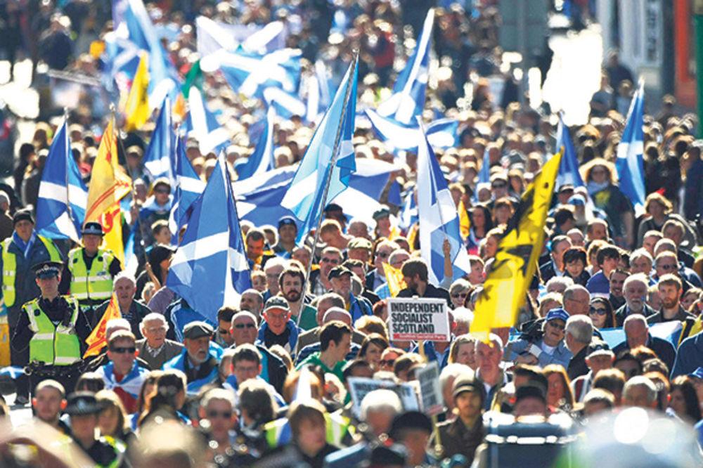 Mik Džeger: Škoti, nemojte glasati za nezavisnost