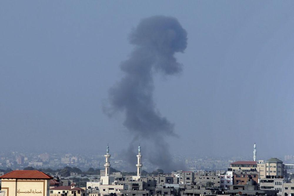DRUGI NAPAD OD PRIMIRJA: Rakete iz Gaze pogodile jug Izraela
