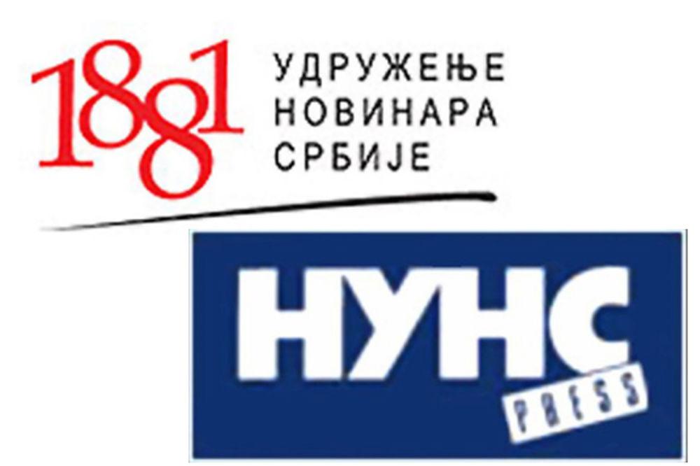 UNS i NUNS osudili napad na fotoreportera u Zrenjaninu